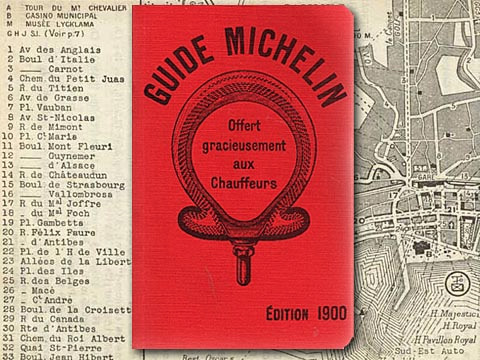 Guide Michelin, the firs content marketing strategy in the 1900s