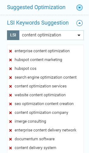 Score and SEO Optimization for SEOPressor Connect plugin