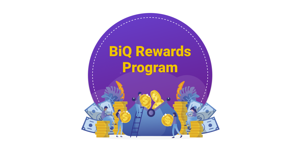 BiQ Rewards Program