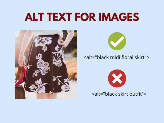 Alt Text for Images Best Practices