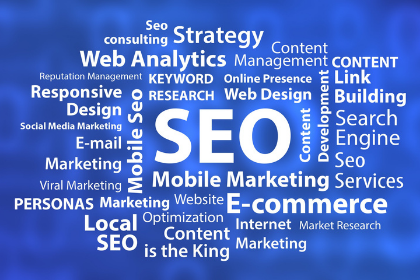 using seo to promote your link