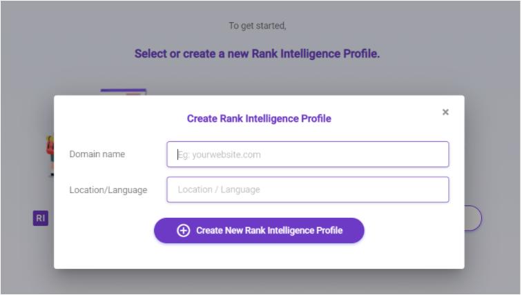 BiQ Rank Intelligence