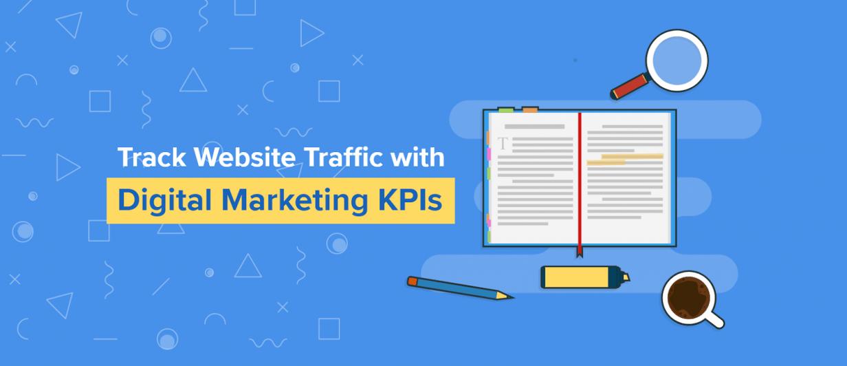 How to Track Website Traffic with Digital Marketing KPIs - DevriX