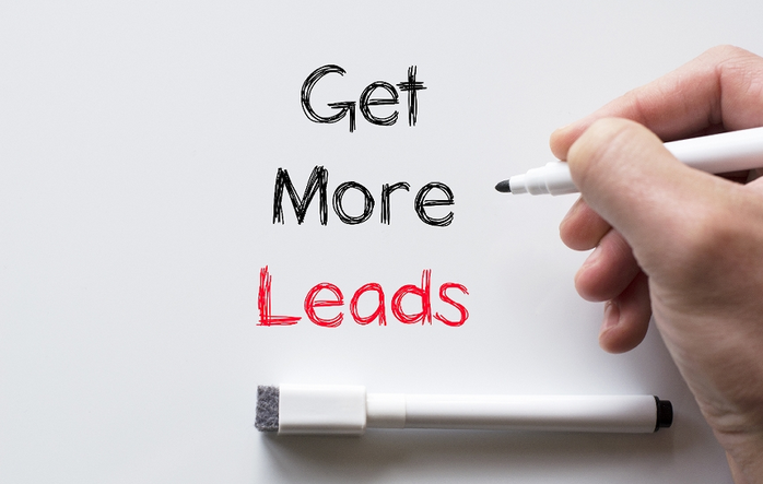How should copywriter get more leads