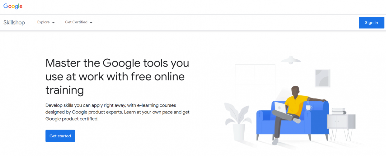 Free digital marketing course - Google Academy For Ads