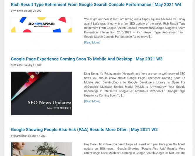 blog post examples SEOPressor blog