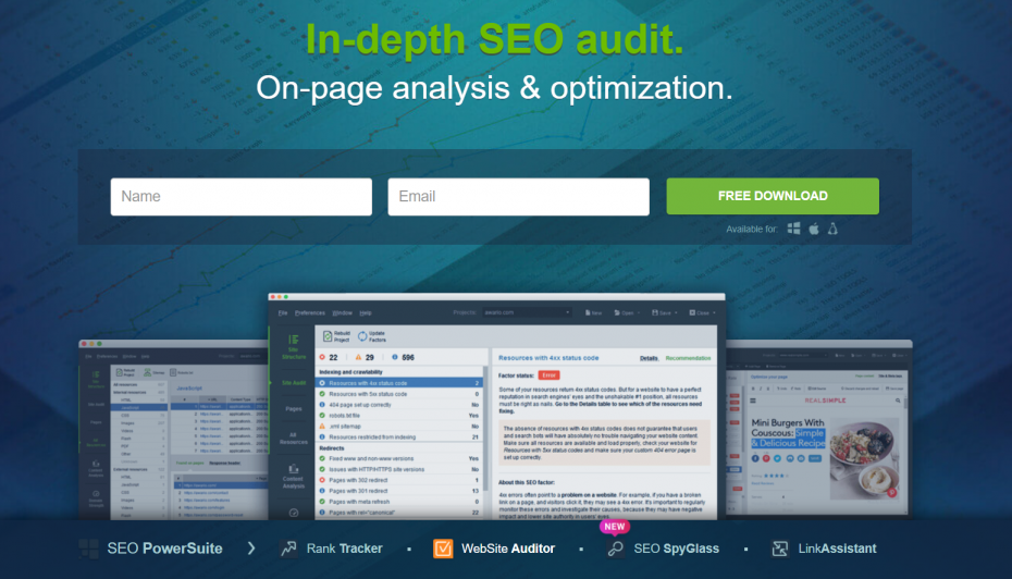 best ClearScope alternatives - Website Auditor