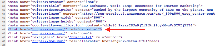 Canonical Tags [2021 SEO] - Moz