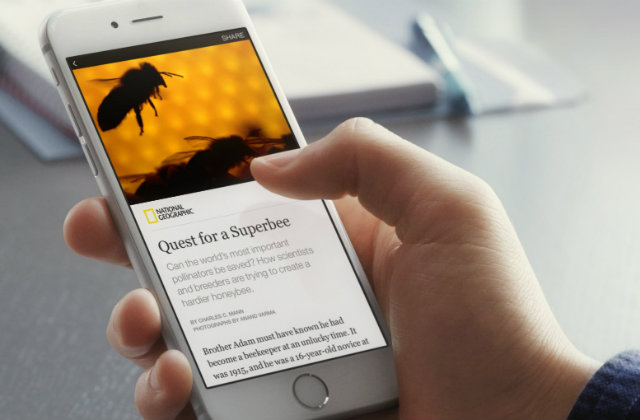 Google AMP promotes Enhanced mobile user experience