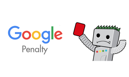 A list of what Google deems as bad practices. Google penalty may occur if these are done.