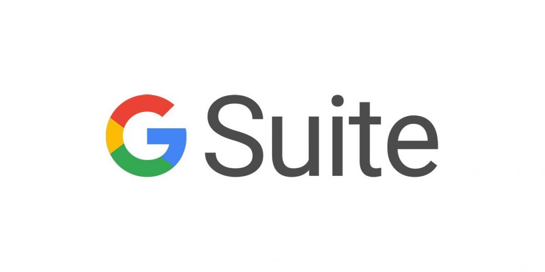 Work from home tool GSuite