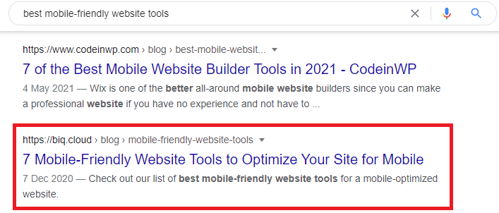 best mobile-friendly website tools
