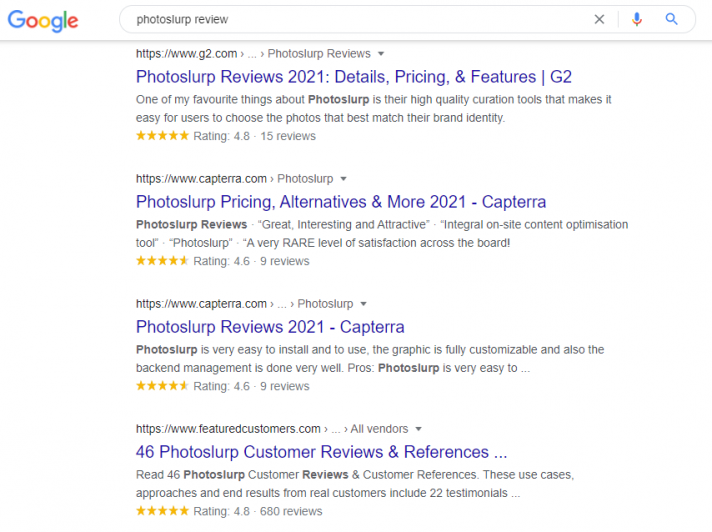 Google search to help your social shopping