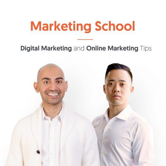 Best digital marketing podcasts - Marketing School