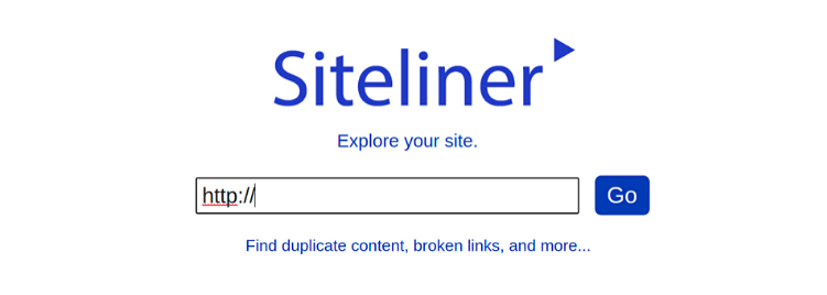 HTML tags for SEO - use Siteliner to find duplicate links