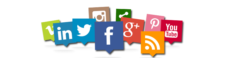 Promote content on Social Media Sites