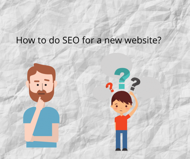 how to do SEO for new website - target your keywords