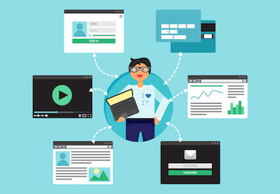 Webinars best practices include having product content, visuals and be camera ready